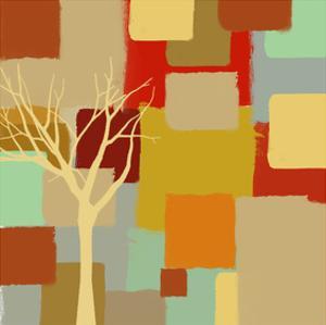 Yellow Tree II by Yashna