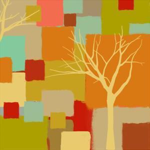 Yellow Tree III by Yashna