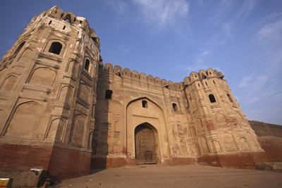 Lahore Fort, the Mughal Emperor Fort in Lahore, Pakistan