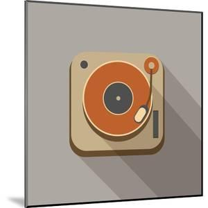 Retro Record Player Icons by YasnaTen