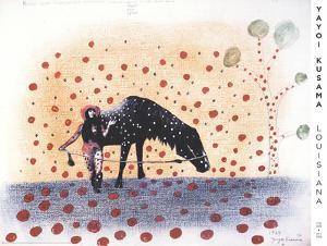 Self- Obliteration No. 2 (Red Dots) by Yayoi Kusama