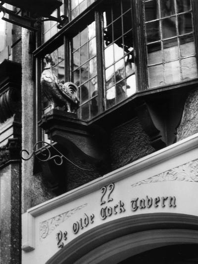Ye Olde Cock Tavern-Fred Musto-Photographic Print