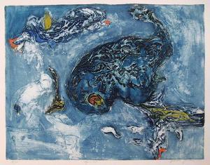 Aquarium by Yehuda Jordan