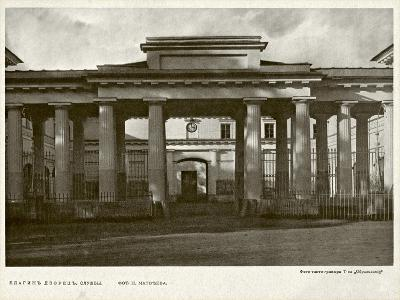 Yelagin Palace in Saint Petersburg, Between 1908 and 1912--Giclee Print
