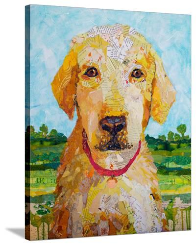 Yeller--Stretched Canvas Print