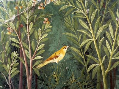 Yellow Bird, Decoration of the House of the Golden Bracelet--Art Print