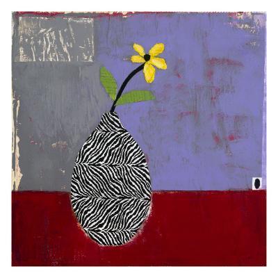 Yellow Daisy I-Charlotte Foust-Premium Giclee Print