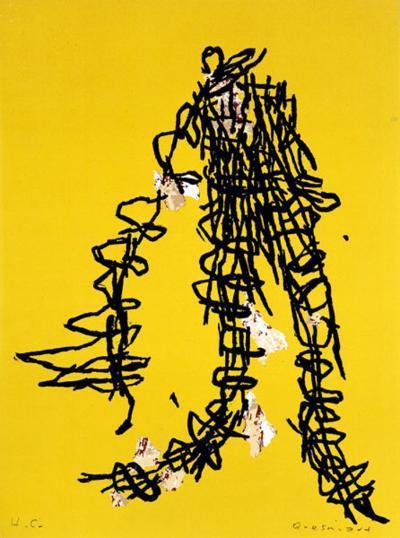 Yellow exalte-Bernard Quesniaux-Limited Edition