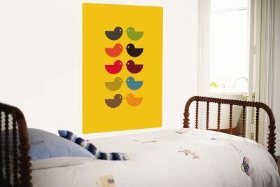 Yellow Kiss-Avalisa-Wall Mural