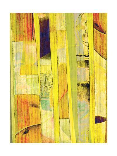 Yellow Mix I-Ricki Mountain-Art Print