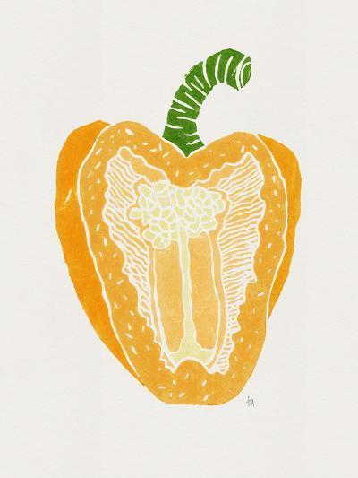 Yellow Pepper-Tracie Andrews-Art Print