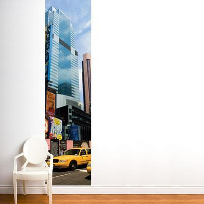 Yellow Style  Wall Decal