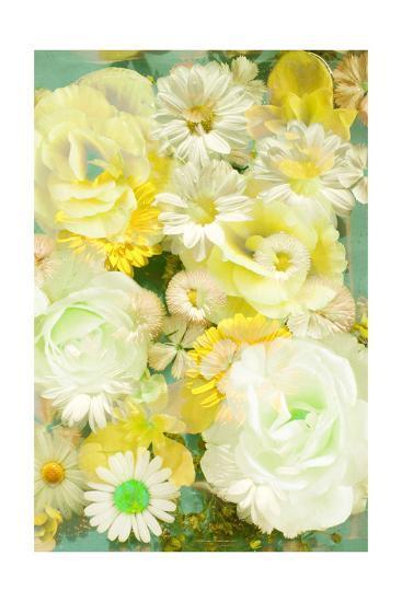 Yellow Summer Dream-Alaya Gadeh-Art Print