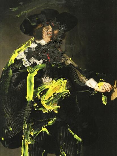 Yellow Vanguard II-PI Studio-Art Print