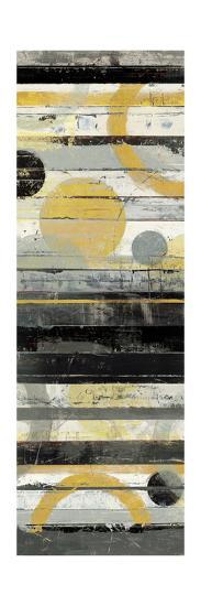 Yellow Zephyr Panel-Mike Schick-Premium Giclee Print