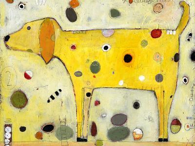 Yellow-Jill Mayberg-Giclee Print
