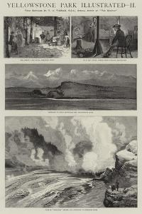 Yellowstone Park Illustrated, II
