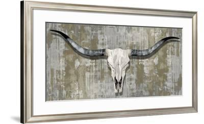 Yellowstone-Mark Chandon-Framed Art Print