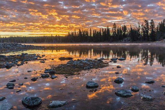 Yellowstone-Art Wolfe-Photographic Print
