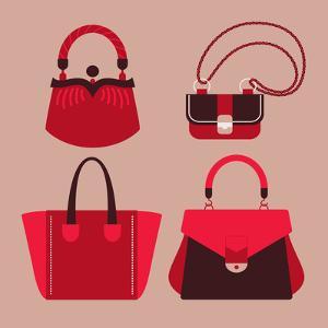 Woman Bags by yemelianova