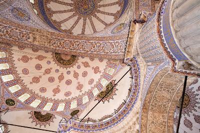 Yeni Mosque, Istanbul, Turkey--Photographic Print