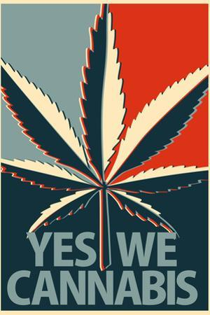 Yes We Cannabis Marijuana