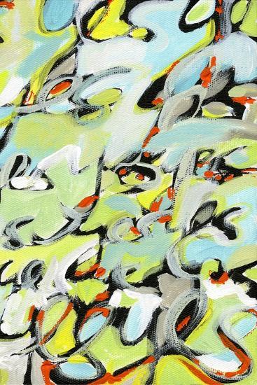 Yes, Yes, Yes II-Jodi Fuchs-Art Print