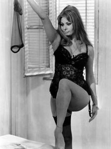 Yesterday, Today and Tomorrow, (AKA Ieri, Oggi, Domani), Sophia Loren, 1963