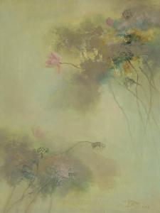 The Rhyme of Lotus, No.8 by Yi Xianbin