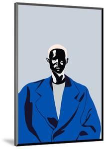 Blue Coat, 2016 by Yi Xiao Chen