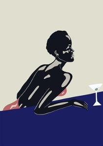 Evening Drink, 2016 by Yi Xiao Chen