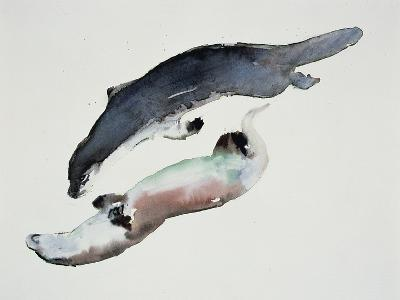 Yin Yang-Mark Adlington-Giclee Print