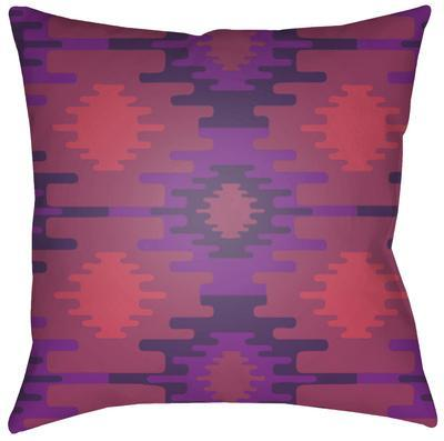 Yindi Pillow - Fuchsia
