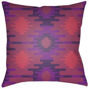 Yindi Pillow - Fuchsia