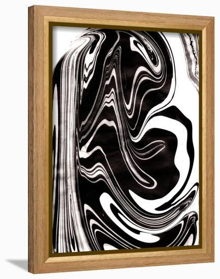Yinyang V-Alicia Ludwig-Framed Stretched Canvas Print