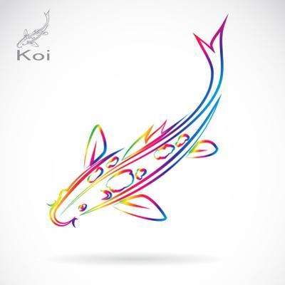 A Carp Koi by yod67