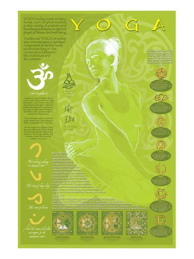 Yoga and Its Symbols--Art Print