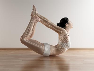Yoga, Artwork-SCIEPRO-Photographic Print