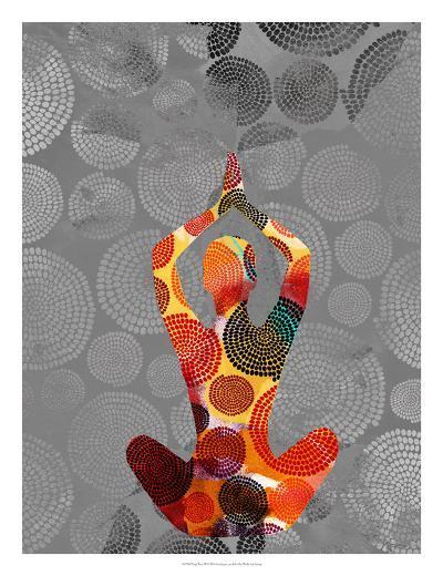Yoga Pose III-Sisa Jasper-Giclee Print