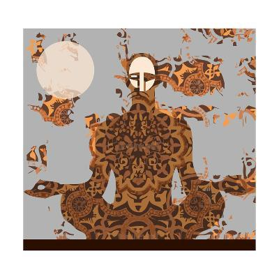 Yoga-Teofilo Olivieri-Giclee Print