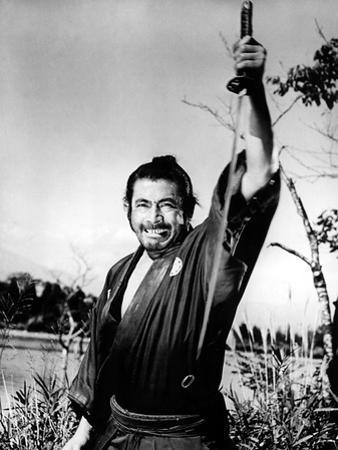 Yojimbo, Toshiro Mifune, 1961
