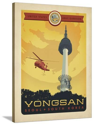 Yongsan-Anderson Design Group-Stretched Canvas Print