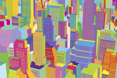 Cityscape by Yoni Alter