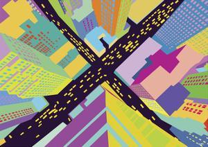 Intersection 2 by Yoni Alter