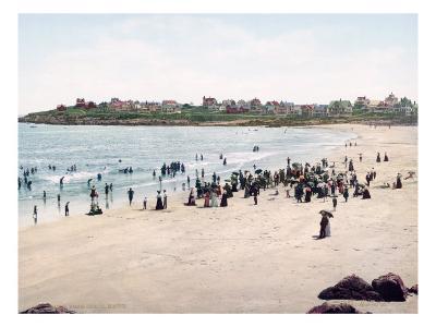 York Beach Maine--Giclee Print