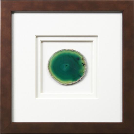beautiful framed agate slice wall decor agate slice geode.htm york framed agate green  alternative wall decor art com  agate green  alternative wall decor