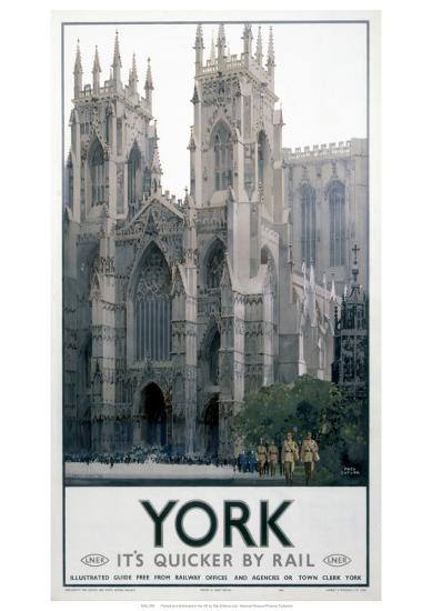 York--Giclee Print