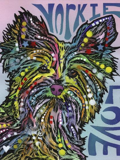 Yorkie Luv-Dean Russo-Giclee Print