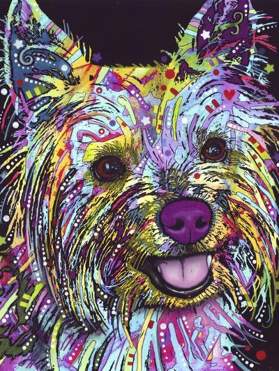 Yorkie-Dean Russo-Giclee Print
