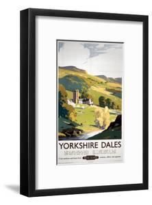 Yorkshire Dales, BR (NER), c.1953